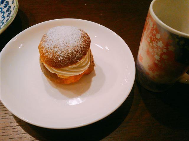セムラとコーヒー
