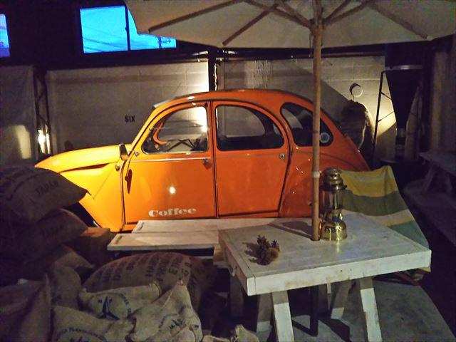 Plantationの車
