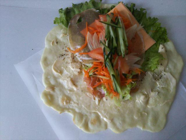 ハムチーズ
