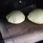 ピタパン膨らみ中