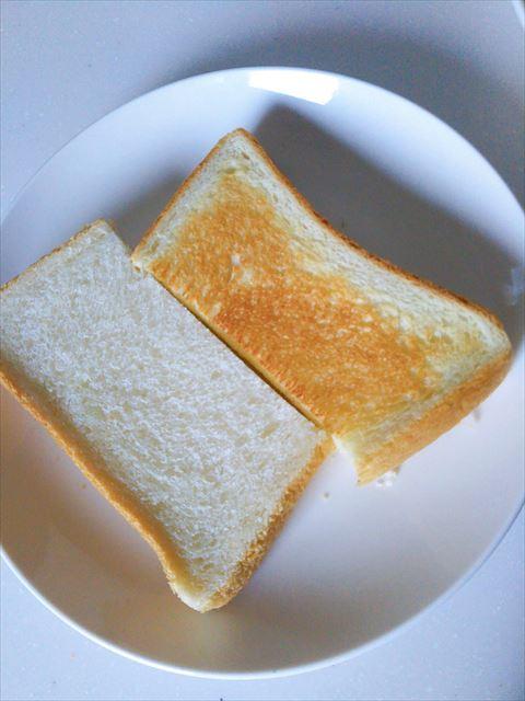 焼いたパン