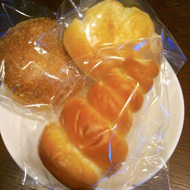 島田屋のパン