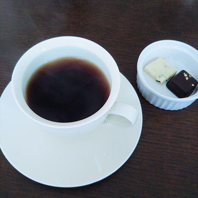 コーヒー&チョコ